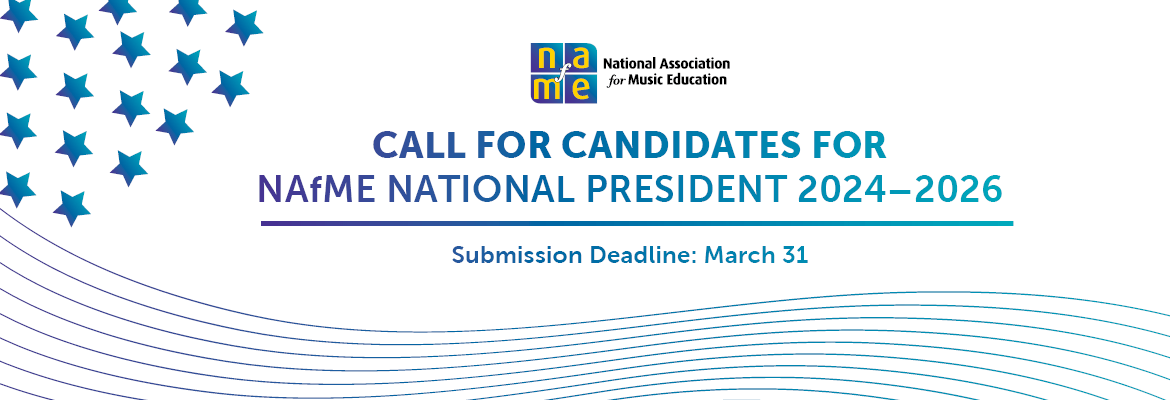 candidates, association, music education