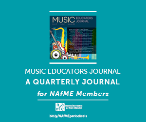 Music Educators Journal September 2020