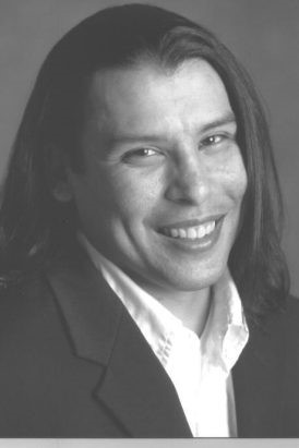 Chicano writer Ethriam Cash Brammer