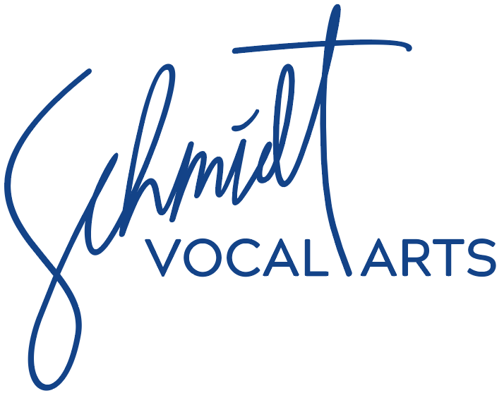Schmidt Vocal Arts logo