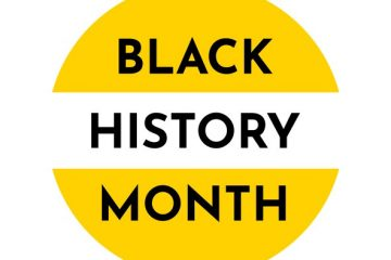 Black History Month vector image