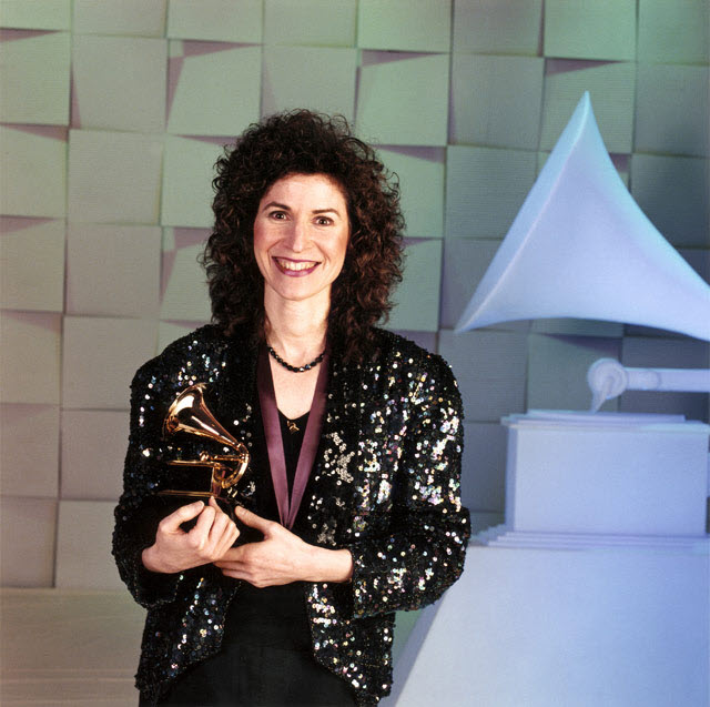 Sharon Isbin 2001 Grammy Award