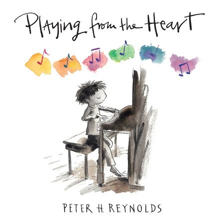 Playing from the Heart book cover