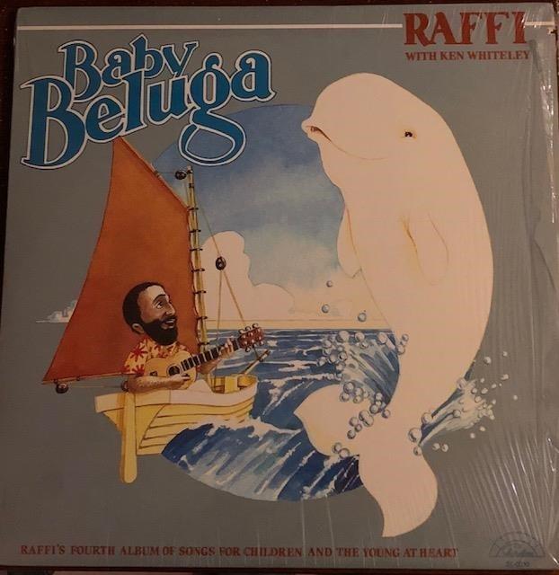Raffi Baby Beluga cover