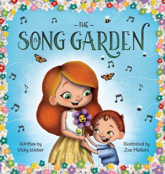 Song Garden children's picture book cover