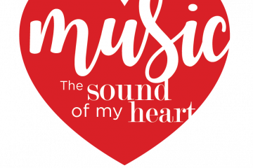 "2021 MIOSM Logo of a heart that reads ""Music The Sound of My Heart"""