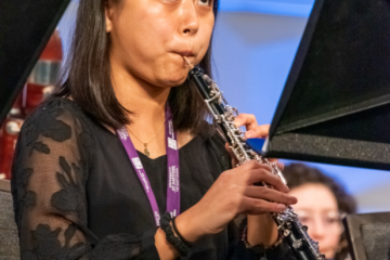 ANHE 2019 Concert Band woodwind