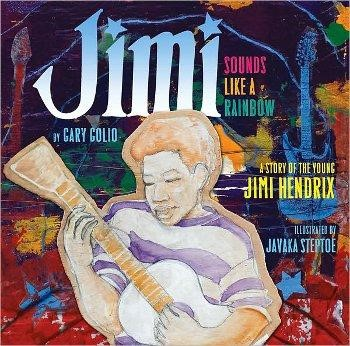 Jimi Sounds like a Rainbow book cover