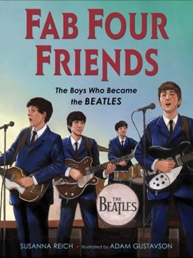 Fab Four Friends cover