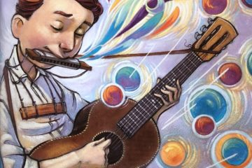 Guitar Genius inside illustration