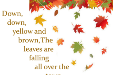 Down Down lyrics with leaves