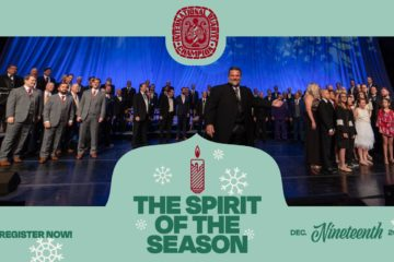 a cappella holiday concert