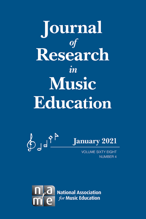 Journal of Research in Music Education