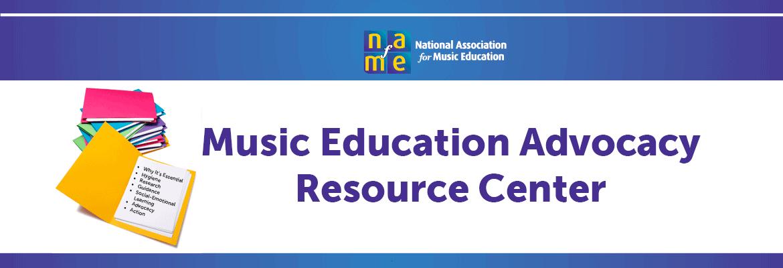 advocacy, music education, arts education