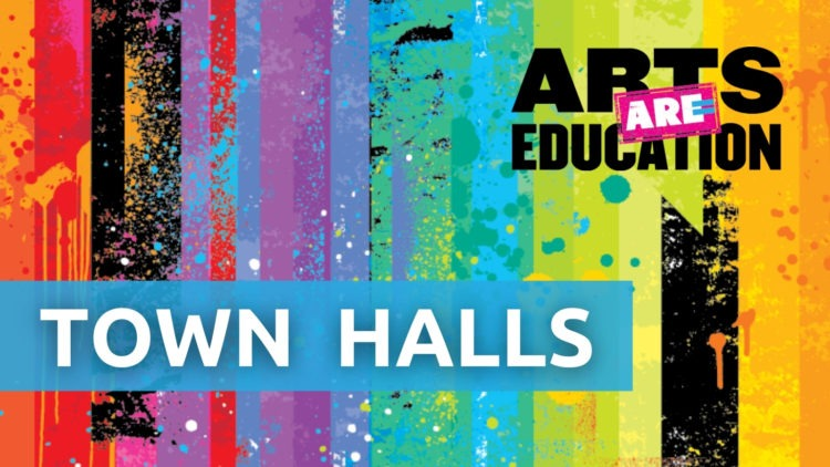 arts are education town hall