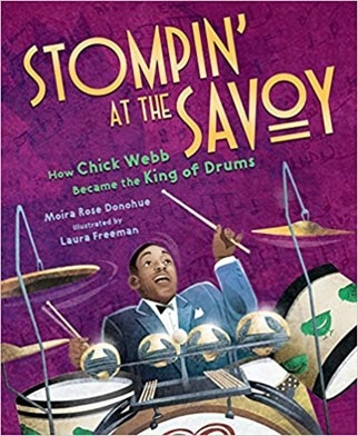 Stompin at the Savoy cover