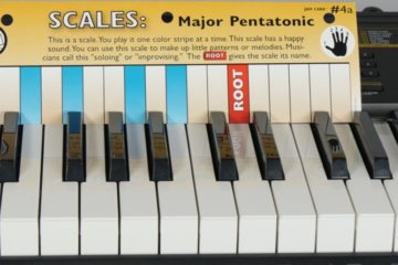 jam card for music students
