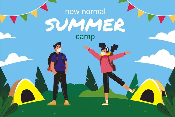 new normal summer camps in Covid-19