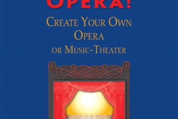 Music Words Opera book cover