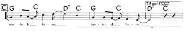 Son Sample Chorus