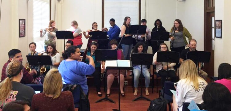 students can make themselves marketable by joining ensembles