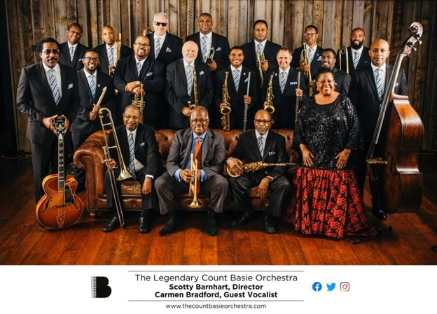 Legendary Count Basie Orchestra