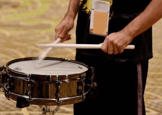 drum playing